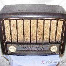 Radios de válvulas: RADIO MARCA ARISTONA. Lote 26450859