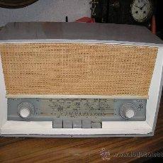 Radios de válvulas: RADIO SABA MODELO SABINE 11 DE 1955- FUNCIONA -220V. Lote 57427910