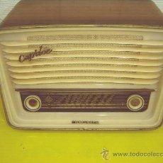 Radios de válvulas: RADIO DE VALVULA TELEFUNKE. Lote 13777214