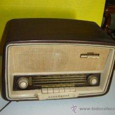 Radios de válvulas: RADIO DE VALVULA ELEKTRA. Lote 14190066