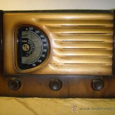 Radios de válvulas: RADIO VICA FUNCIONANDO. Lote 26311648