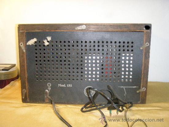 Radios de válvulas: RADIO VICA FUNCIONANDO - Foto 3 - 26311648