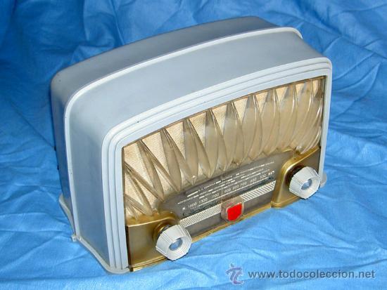 Radios de válvulas: PEQUEÑA RADIO FRANCESA RADIOLA - Foto 4 - 26313518