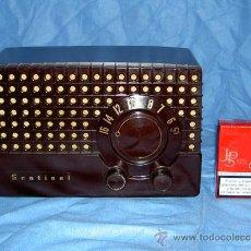 Radios de válvulas: PEQUEÑA RADIO AMERICANA SENTINEL. Lote 189245252