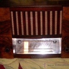 Radios de válvulas: RADIO AÑOS 50 . Lote 15718103