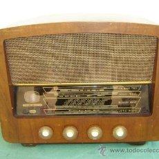 Radios de válvulas: RADIO DE VALVULA ALBA. Lote 15884262