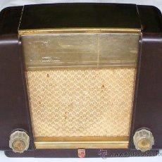 Radios de válvulas: RADIO DE VALVULAS DE LOS AÑOS 50 . Lote 18496950