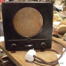 Radios de válvulas: RADIO ALEMANA TELEFUNKEN, 1938. Lote 21083542