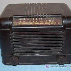 Radios de válvulas: RADIO RCA VICTOR. Lote 26659275
