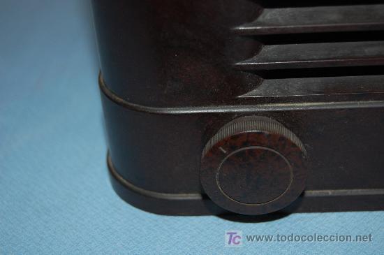 Radios de válvulas: RADIO RCA VICTOR - Foto 8 - 26659275