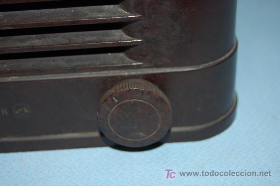 Radios de válvulas: RADIO RCA VICTOR - Foto 7 - 26659275