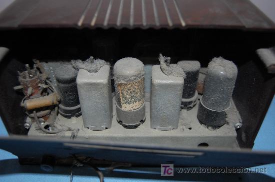 Radios de válvulas: RADIO RCA VICTOR - Foto 3 - 26659275
