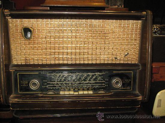 Radio antigua marca schneider ojo magico comprar radios de v lvulas en todocoleccion 26733791 - Fotos radios antiguas ...