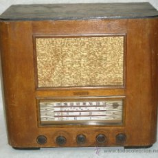 Radios de válvulas: ANTIGUA RADIO - CHICAGO - VER FOTOS. Lote 17651568