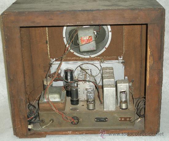 Radios de válvulas: ANTIGUA RADIO - CHICAGO - VER FOTOS - Foto 4 - 17651568