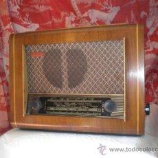 Radios de válvulas: RADIO ANTIGUA THE OLYMPIS SCHOOL . Lote 18115797