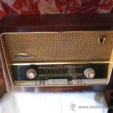 Radios de válvulas: RADIO DE VALVULA SOUND 2068 3D. Lote 18115821
