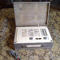 Radios de válvulas: RADIO VIDOR MADE IN ENGLAND VER FOTOS. Lote 26780744
