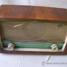 Radios de válvulas: APARATO DE RADIO CABALLERO. Lote 23153918