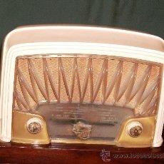 Radios de válvulas: RADIO MOD. PHILIPS DE VALVULAS MD.25X16X13 CM.FUNCIONA A 125V.. Lote 24409200