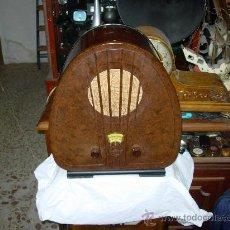 Radios de válvulas: PHILIPS 834A FUNCIONANDO. Lote 27331268