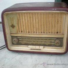 Radios de válvulas: RADIO DE VALVULA TELEFUNKEN. Lote 24626609