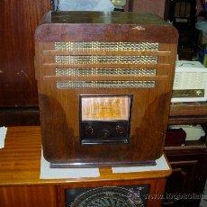 Radios de válvulas: RADI MARCONI. Lote 26258561