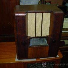 Radios de válvulas: RADIO SIN MARCA. Lote 26345506