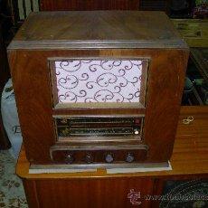 Radios de válvulas - Radio FUncionando - 26586450