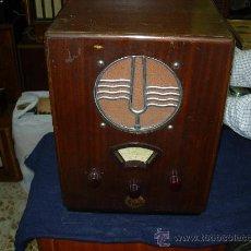 Radios de válvulas: RADIO DUCRETET. Lote 26772267