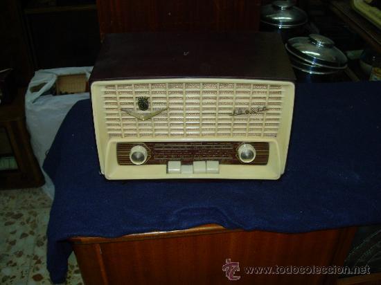 RADIO IBERIA (Radios, Gramófonos, Grabadoras y Otros - Radios de Válvulas)