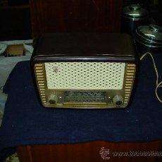 Radios de válvulas: RADIO PHILIPS. Lote 36024691