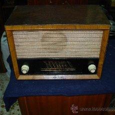 Radios de válvulas: RADIO TELEFUNKEN. Lote 26841336