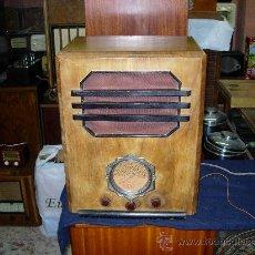 Radios de válvulas: RADIO FOREVER FUNCIONANDO. Lote 26861533