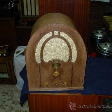 Radios de válvulas: RADIO PHILCO FUNCIONANDO. Lote 26903200