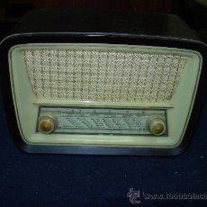Radios de válvulas: RADIO SIN MARCA. Lote 26930988