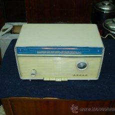 Radios de válvulas: RADIO ASKAR FUNCIONANDO. Lote 26975764