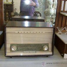 Radios de válvulas: ANTIGUA RADIO DE VALVULAS ALEMANA BLAUPUNKT BALLETT TYPE 20000 FUNCIONANDO ANTIGUA RADIO DE VA. Lote 27526189
