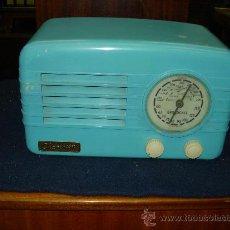 Radios de válvulas: RADIO CHAMPION. Lote 27068441