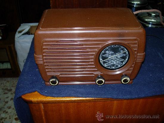 RADIO ASCAR (Radios, Gramófonos, Grabadoras y Otros - Radios de Válvulas)