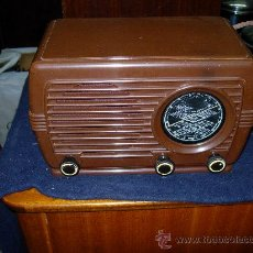Radios de válvulas: RADIO ASCAR. Lote 27068442