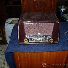 Radios de válvulas: RADIO PHILIPS FUNCIONANDO. Lote 27068443
