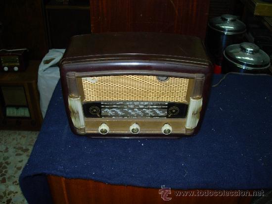 RADIO SELECTA (Radios, Gramófonos, Grabadoras y Otros - Radios de Válvulas)