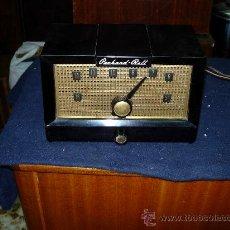 Radios de válvulas: RADIO PACKARD BELL FUNCIONANDO. Lote 27129687