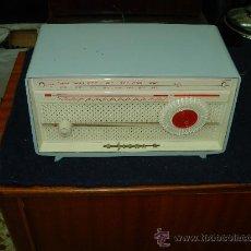 Radios de válvulas: RADIO SIERA FUNCIONANDO. Lote 27192737