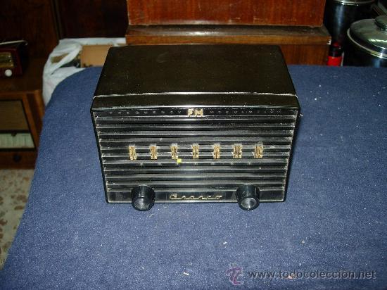 RADIO GRANCO (Radios, Gramófonos, Grabadoras y Otros - Radios de Válvulas)
