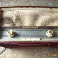 Radios de válvulas: ANTIGUA RADIO A VALVULAS TELEFUNKEN SONATA U-2325 AÑOS 60. Lote 26064727