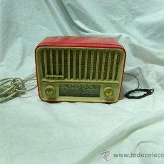 Radios de válvulas: RADIO TELEFUNKEN-MOD.PANCHITO. Lote 26082568