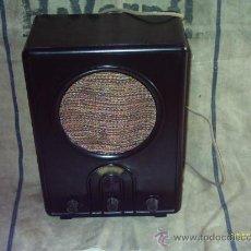 Radios de válvulas: RADIO ALEMANA VOLKSEMPFÄNGER VE 301 DYN 1933. Lote 26319628