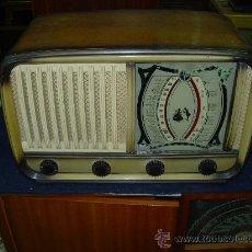 Radios de válvulas: RADIO ESPAÑOLA FUNCIONANDO. Lote 26486336